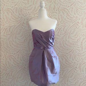 Aqua purple party dress sz XS